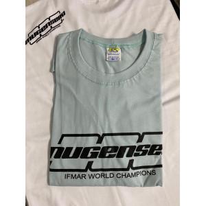 CM21 Camiseta Mugen Azul Claro GGG