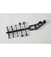 MUGA2110 Front Upper Suspension Arm (1pc): MTC1
