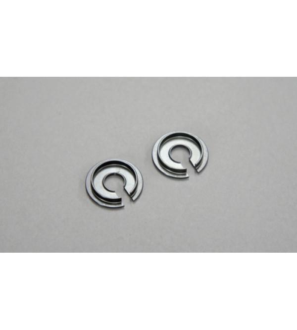MUGA2516 Shock Spring Sheet Bottom Collar (2pcs): MTC1