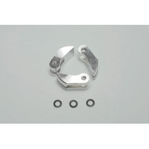 MUGC0754 Alum Clutch Shoe (3pcs)