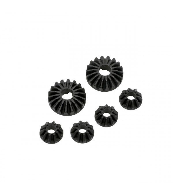 MUGT2202 Pulley Set: MTX6/5