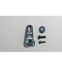 MUGB0553 Adj Servo Horn Aluminio 25T