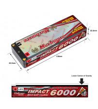 MMFD46000 Bateria Lipo MuchMore 6000 130C/7.4v
