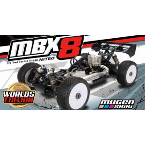 MUGE2025 Kit MBX8 Worlds Edition