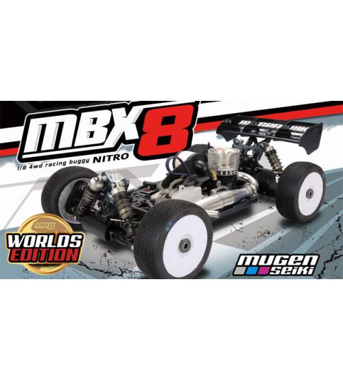 MUGE2025 Kit MBX8 Worlds Edition